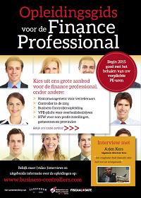Opleidingsgids voor de Finance Professional 2015 200x280 voorkant